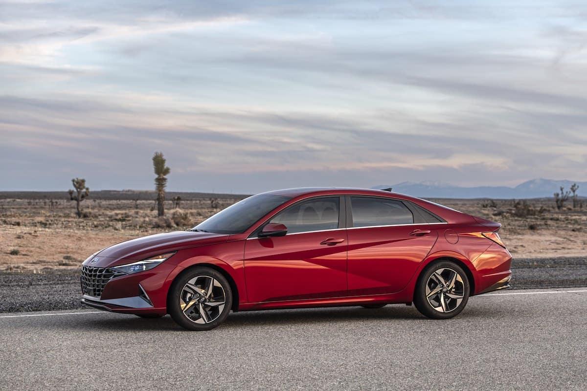 Can a Hyundai Elantra Be Flat Towed