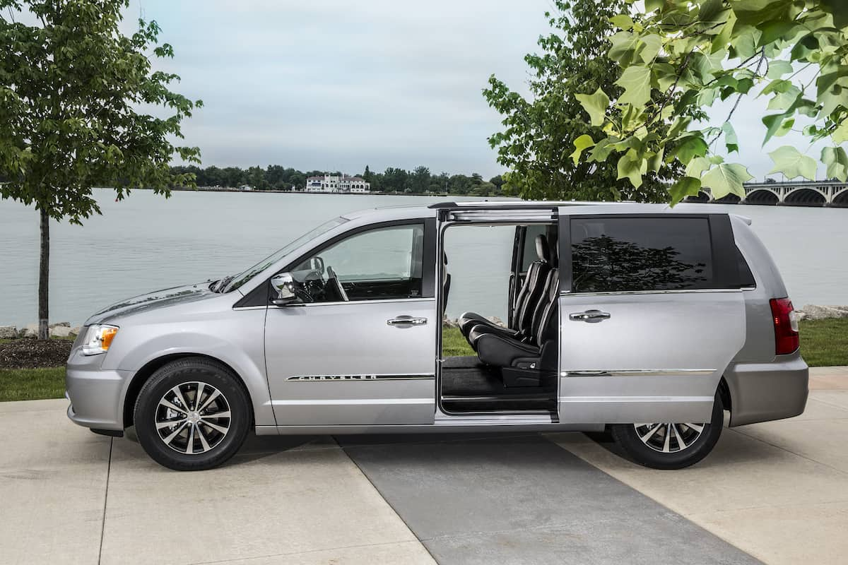 Minivans With Stow N Go Seats Vehicle Answers